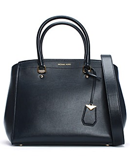 Michael Kors Benning Large Satchel Bag
