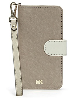 Michael Kors Leather iPhone 7/8 Case