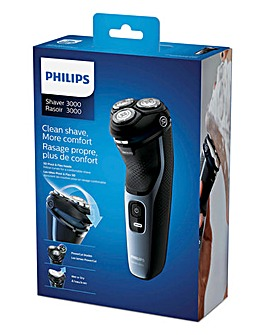 Philips S3133/51 Series 3000 Wet & Dry Shaver
