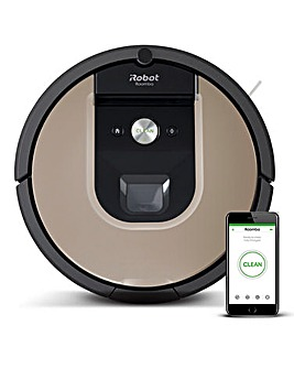 iRobot Roomba 976 Robotic Vacuum Cleaner