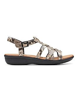 Clarks Sandals Standard D Fit