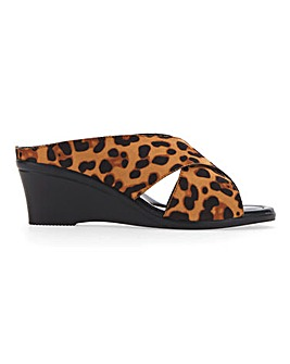 Lotus Trino Wedge Sandals E Fit