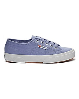 Superga Cotu Classic Lace Up Leisure Shoes Standard D Fit