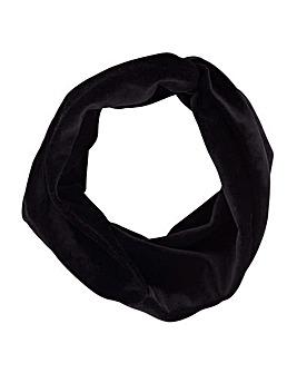 Mood Velvet Knot Front Headband