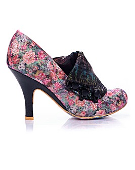 Irregular Choice Flick Flack Court Shoes Standard D Fit