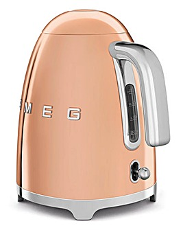 Smeg KLF03 Retro Style Rose Gold Special Edition Kettle