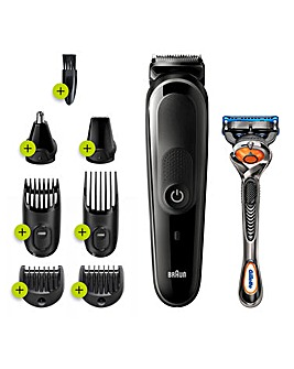 Braun Multi-Grooming and Hair Clippers