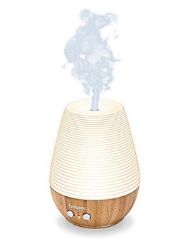 Beurer LA40 Bamboo Porcelain Aroma Diffuser