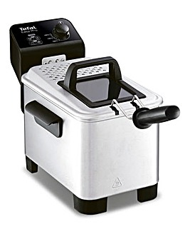 Tefal FR333040 3 Litre Stainless Steel Easy Pro Fryer