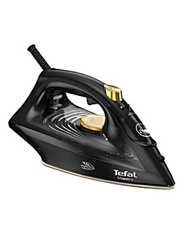 Tefal Maestro Black and Gold Steam Iron