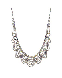 Mood Crystal Statement Necklace
