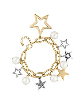 Mood Star Statement Bracelet