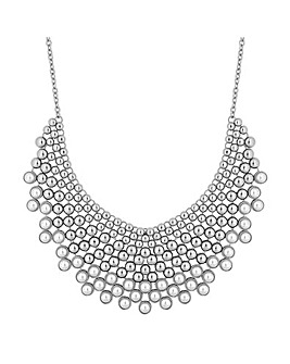 Mood Pearl Statement Necklace
