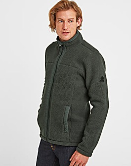 Tog24 Pyrah Mens Sherpa Fleece Jacket