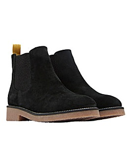 Joules Chepstow Pull On Chelsea Boots Standard D Fit