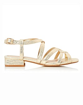 Head Over Heels Jaidan Sandals