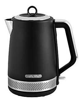Morphy Richards 108020 Illumination Jug Black Kettle