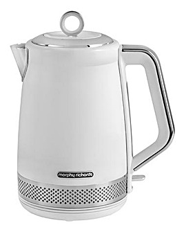 Morphy Richards 108021 Illumination Jug White Kettle