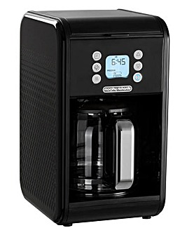 Morphy Richards Verve Black Coffee Maker