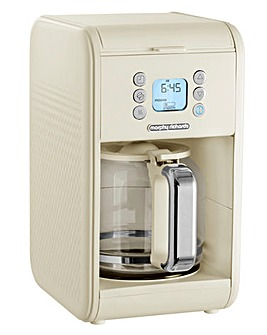 Morphy Richards 163006 Verve Filter Cream Coffee Maker