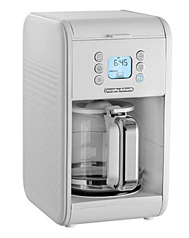 Morphy Richards 163007 Verve Filter White Coffee Maker