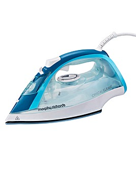 Morphy Richards 300300 2400W Crystal Clear Blue Steam Iron