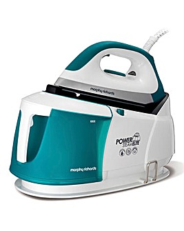 Morphy Richards 332014 5 Bar Power Steam Elite Steam Generator Iron