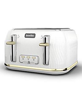 Breville VTT976 Flow 4 Slice Toaster