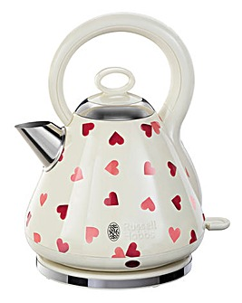 Emma Bridgewater Pink Hearts Kettle