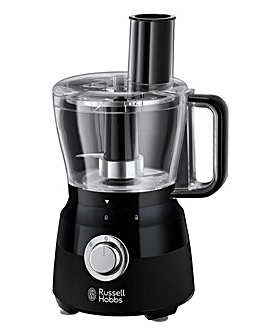 Russell Hobbs 24732 Desire Matte Black Food Processor