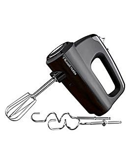 Russell Hobbs 24672 Desire Matte Black Hand Mixer