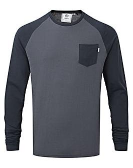 Tog24 Kennett Mens Raglan T-Shirt