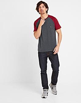 Tog24 Hustwick Mens Raglan T-Shirt