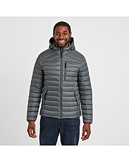 Tog24 Drax Mens Hooded Down Jacket