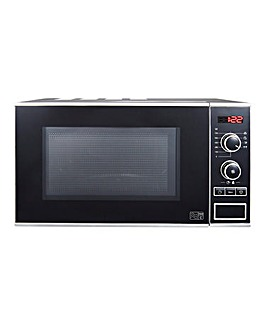 20L Digital Microwave - Stainless Steel