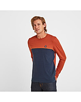 Tog24 Benjamin Mens Long Sleeve T-Shirt