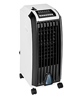 4 In 1 Air Cooler with 12 Hour Timer