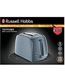 Russell Hobbs Textures 2 Slice Toaster