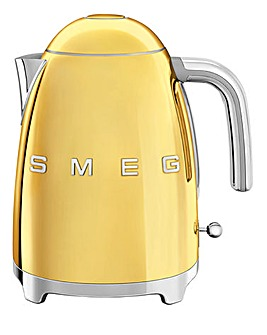 Smeg KLF03 Retro Style Gold Kettle