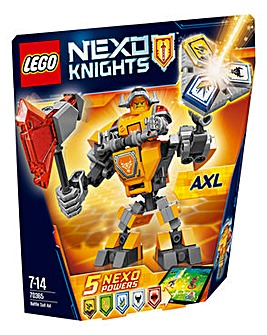 LEGO Nexo Knights Battle Suit Axl