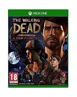 The Walking Dead - Telltale Series XB1