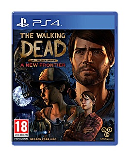 The Walking Dead - Telltale Series PS4