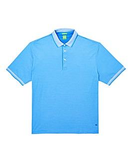 BOSS Green Mighty Mini Stripe Polo Shirt