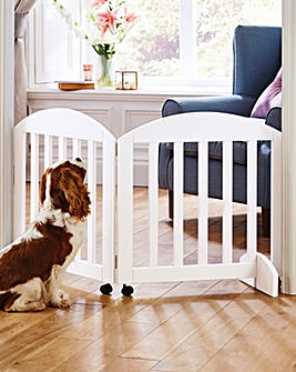 Pet Gate Two Panel