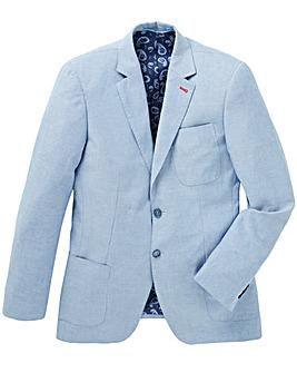 Bewley & Ritch Velon Lightweight Cotton/Linen Blazer Regular