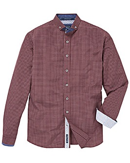Bewley & Ritch Rowton Grid Check Shirt Regular