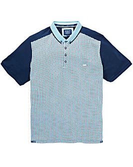 Bewley & Ritch Roupe Jacquard Polo Regular