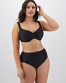 MAGISCULPT Black Bodysculpting Shaping Bikini Top