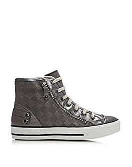 Moda In Pelle Argentio Boots
