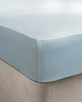 Egyptian Cotton Extra Deep Fitted Sheet